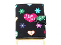I Love Lucy small wallet