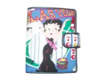 Betty Boop small Ladies Wallet