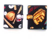 Baseball Small Ladies Wallet