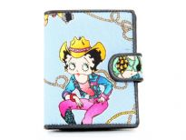 Betty Boop cow-girl small wallet