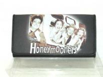 Honeymooners Check Book wallet