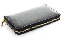 PVC all round zipper ladies wallet