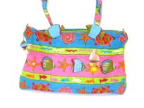 100% cotton Beach Bag