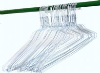 14.5G Laundry Shirt Wire Hangers. 18 inches.