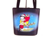 Santa Bucket Bag