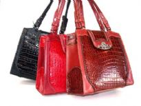 Designer Inspired Genuine Leather Handbag