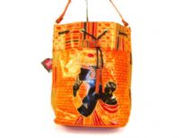 Hand Painted Genuine Leather Handbag