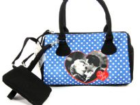 I Love Lucy Blue Bag