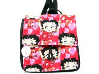 Betty Boop Pink Heart Back Pack