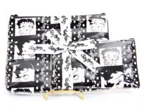 Betty Boop 2-piece Cosmetic Bag Gift Set