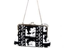 Betty Boop small bag with metal chain