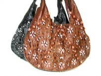 Hand Beaded Shoulder Bag