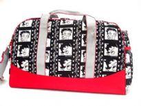 Betty Boop Film Duffle Bag
