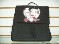 Betty Boop Back Pack