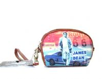James Dean cosmetic Bag.