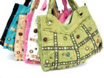 Stone Studded Handbag
