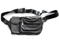 Genuine Leather Fanny Bag