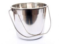 Stainless Steel 7 Quarts Pail.