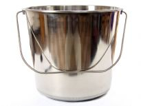 Stainless Steel 20quarts Pail