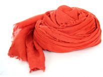 100% viscose solid color scarf