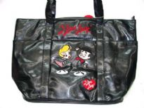 I Love Lucy PVC Shoulder Bag