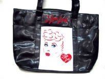 I Love Lucy travel Bag