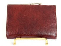Genuine leather fine ladies wallet