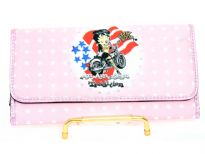 Betty Boop American Tradition check book wallet