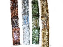 Sequin Belts, comes in 4 different colors