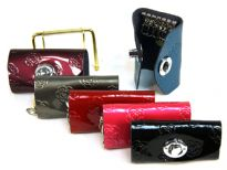 Assorted Colors Key Purses<br> sold Per Dozen