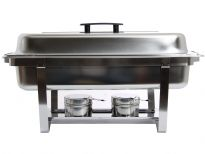 Full Size Chafing Dish Fixed Frame.