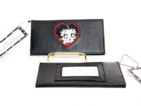 Betty Boop PVC Check Book cove