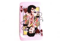 Elvis Presley Beaded Wallet