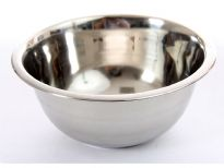 Stainless Steel 0.60 Quart (14 cm) footed Bowl