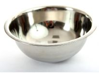 Stainless Steel 1.25 quart (18 cm) Footed Bowl.