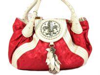 Fleur De Liz Licensed Jacquard Handbag