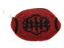 Hand Beaded coin purse