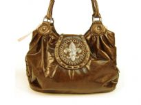 Fleur De Liz Handbag