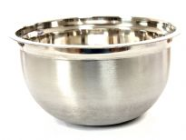 Stainless Steel German Bowl