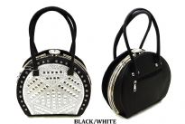 Rhinestones Studded Fashion Handbag