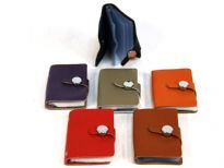 Assorted Colors Credit Card Holder<br> Sold Per Dozen