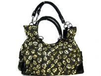 Printed PVC Fashion Handbag
