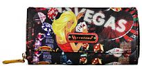 "Tri-Fold  ""LAS VEGAS"" Ladies wallet"