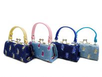 Assorted Colors Mini Coin Purse
