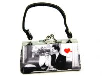 I Love Lucy Coin/Lipstick Purse