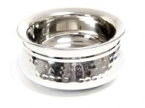 Stainless Steel double wall Moroccan dish Bowl
