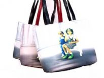 Bucket Bag with Picture