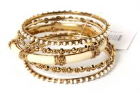 4 Piece set of Bangles
