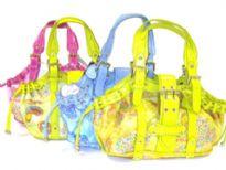 Pasley Print Handbag