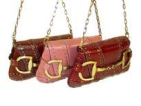 Rina Rich PU Handbag